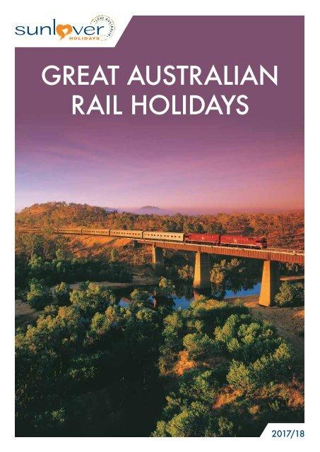 Great Australian Rail Holidays 2017/18