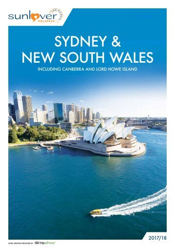 Sydney and New South Wales 2017/18