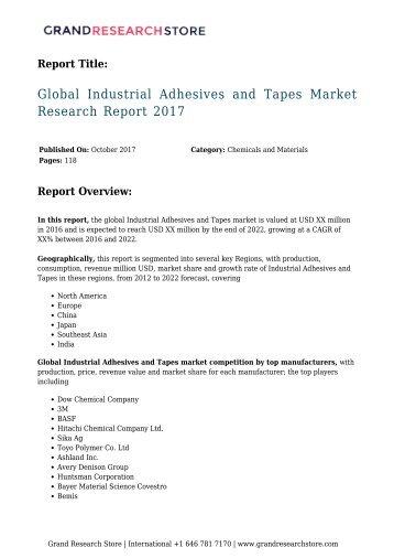 industrial-adhesivestapes-market-74-grandresearchstore