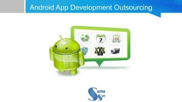 Android App Development Outsourcing