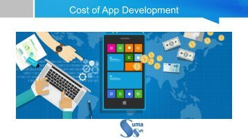 Cost of App Development
