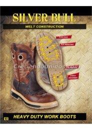 Botas y Zapatos de Trabajo a precio de Mayoreo