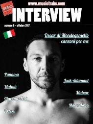 TRAKS INTERVIEW #6
