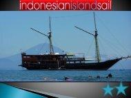Indonesia sailing cruise