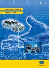 Electronics 2009/10 Ignition Coils - Hella