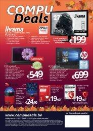 CompuDeals Herfst deals
