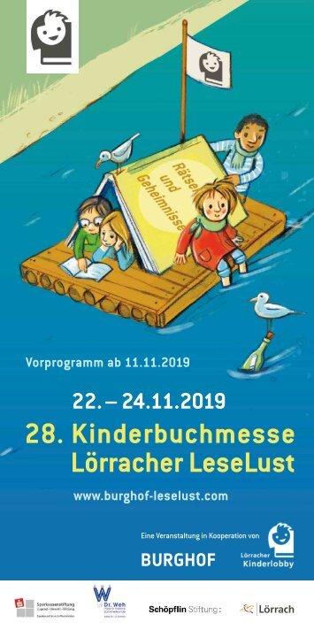 Kinderbuchmesse Leselust 2017