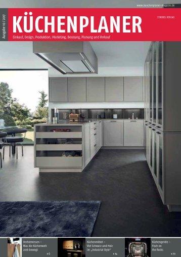 Küchenplaner - Ausgabe 10 2017