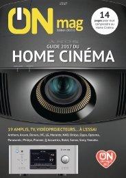 ON mag - Guide Home Cinéma 2017