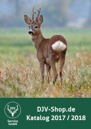 DJV-Shop.de Katalog 2017/2018
