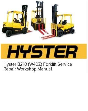 jcb loadall 530 532 533 535 537 540 telescopic handler service rh yumpu com JCB Forklift Manuals JCB Forklift Manuals