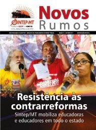 Revista Novos Rumos - Outubro 2017