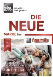 Interliving - Die neue Marke