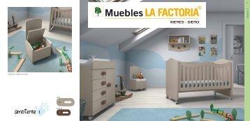 Dormitorios Juveniles / Cunas y Convertibles