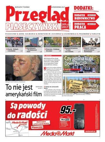 Przegląd Piaseczyński, wydanie 169