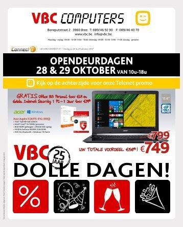 VBC Opendeur 2017