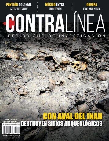 Contralínea 452