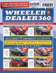 Wheeler Dealer 360 Issue 42, 2017