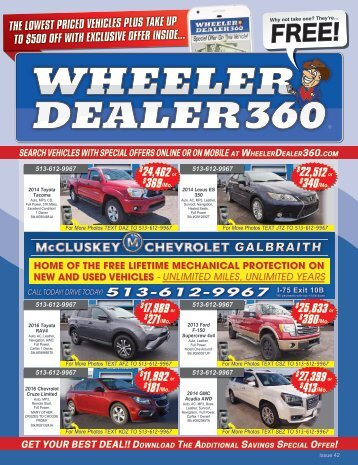 Wheeler Dealer 360 Issue 42, 2017
