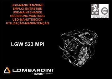 LGW 523 MPI - Italiano