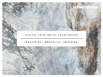 Digital Printing by Schattdecor