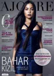 AJOURE´ Magazin November 2017