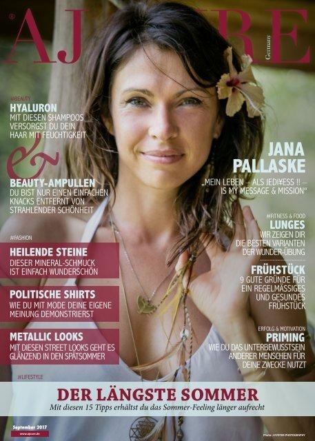 Ajoure Magazin September 2017