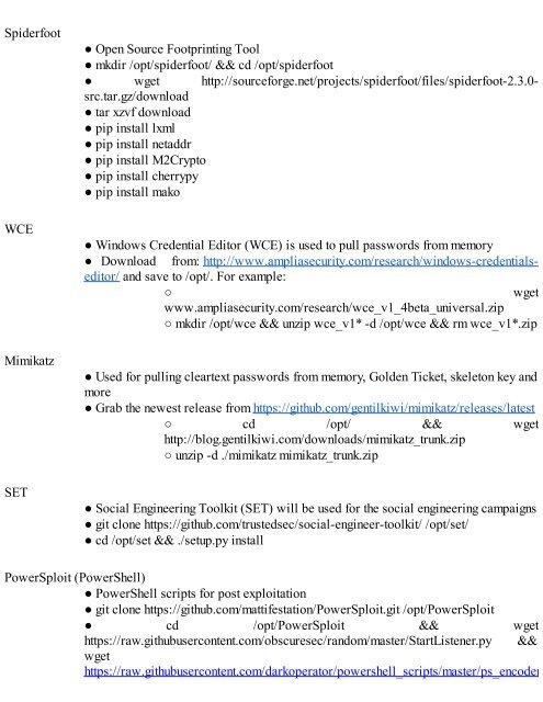 set social engineering toolkit download