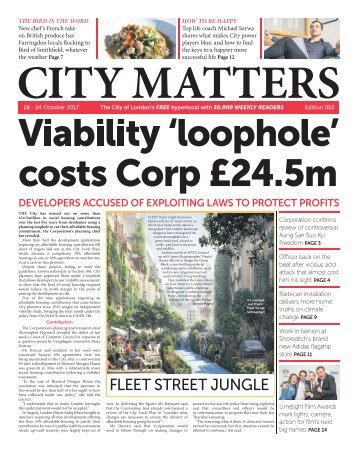 City Matters Edition 053