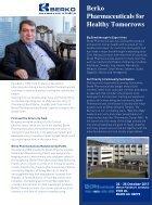 Pharma Turkey Dergisi Eylül – Ekim  2017 Sayısı - Page 5