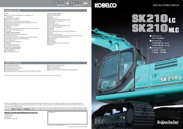 SK210LC-9 - EMB
