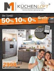M1 Küchenloft - Schöne Küchen gibt es günstig + gut bei uns in 53783 Eitorf