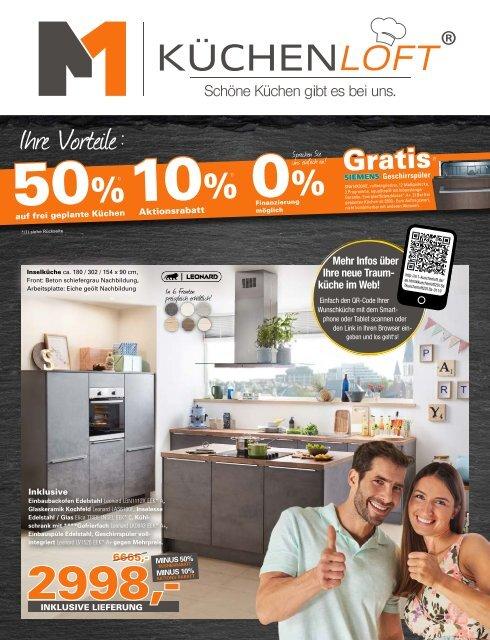 M1 Küchenloft - Schöne Küchen gibt es günstig + gut bei uns ...