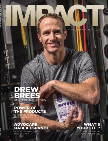 AdvoCare IMPACT Magazine | Fall 2017
