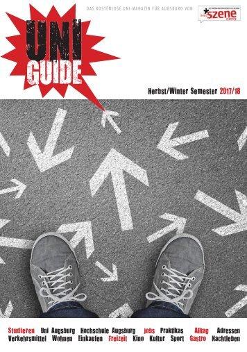 Uni-Guide Augsburg 2017