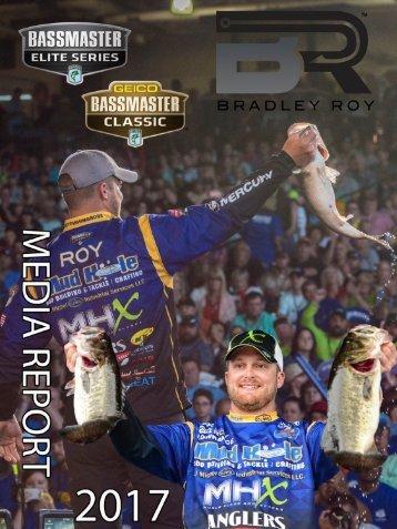 Bradley Roy Media Report - 2017