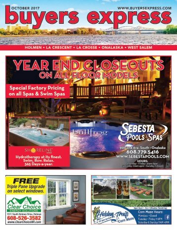 Buyers Express - La Crosse Edition - October 2017