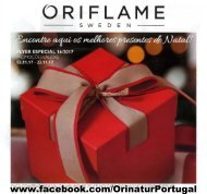 Oriflame - Flyer 16-2017