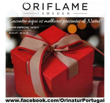 Oriflame - Flyer 16-2017
