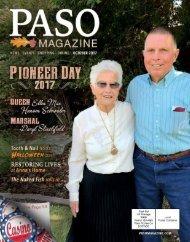 2017 October PASO Magazine