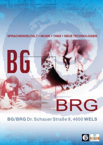 BG/BRG Wels - Informationsbroschüre für das Schuljahr 2018/19