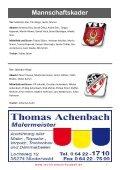 22.10.2017 Stadionzeitung -  SG Silberg / TSV Rauschenberg - Page 7