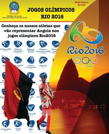 caderna das olimpiadas