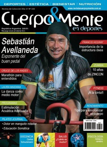 Cuerpo y Mente en Deportes (Edición 330)
