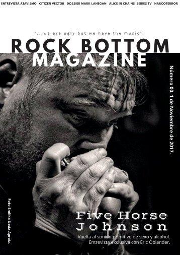 RockBottomMagazine.Numero.00
