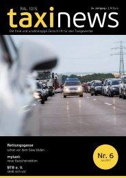 RAL 1015 taxi news Heft 6-2017
