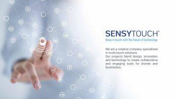 SensyTouch presentation [DDS]