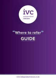 IVC Referral Directory