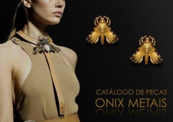 Catálago Onix Metais 2017