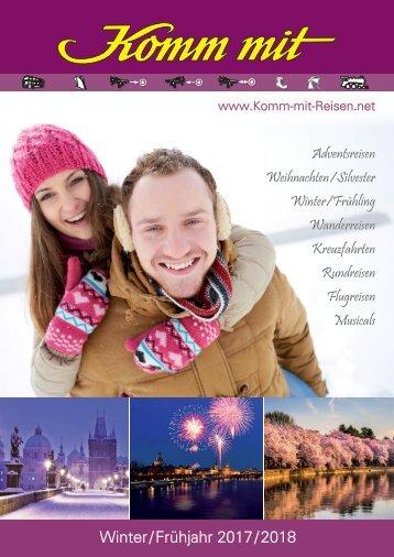 2017-2018 Winterreisen